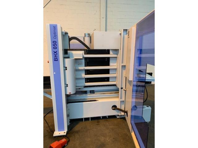 CNC Bearbeitungszentrum WEEKE OPTIMAT BHX 050 - 12