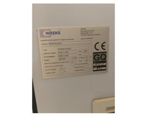 CNC Bearbeitungszentrum WEEKE OPTIMAT BHX 050 - Bild 15