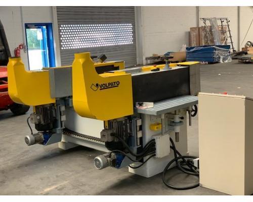 Doppelseitige Schleif- Kalibriermaschine Volpato RCG 1200 - Bild 2
