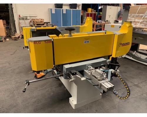 Doppelseitige Schleif- Kalibriermaschine Volpato RCG 1200 - Bild 3