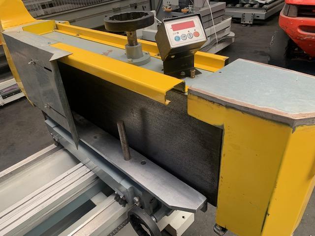 Doppelseitige Schleif- Kalibriermaschine Volpato RCG 1200 - 4