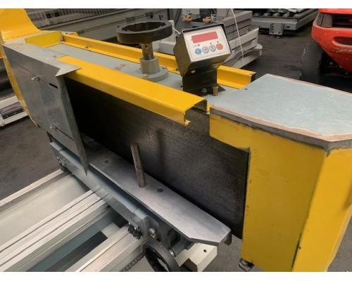 Doppelseitige Schleif- Kalibriermaschine Volpato RCG 1200 - Bild 4