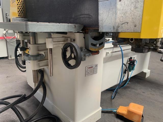 Doppelseitige Schleif- Kalibriermaschine Volpato RCG 1200 - 5
