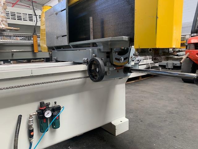 Doppelseitige Schleif- Kalibriermaschine Volpato RCG 1200 - 6