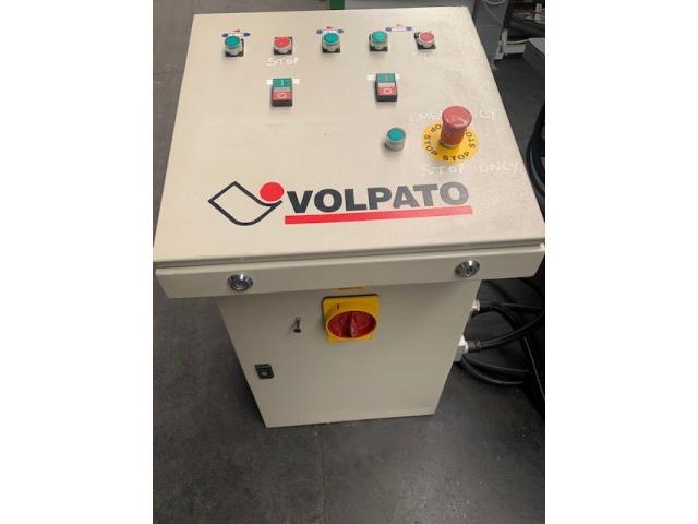 Doppelseitige Schleif- Kalibriermaschine Volpato RCG 1200 - 8