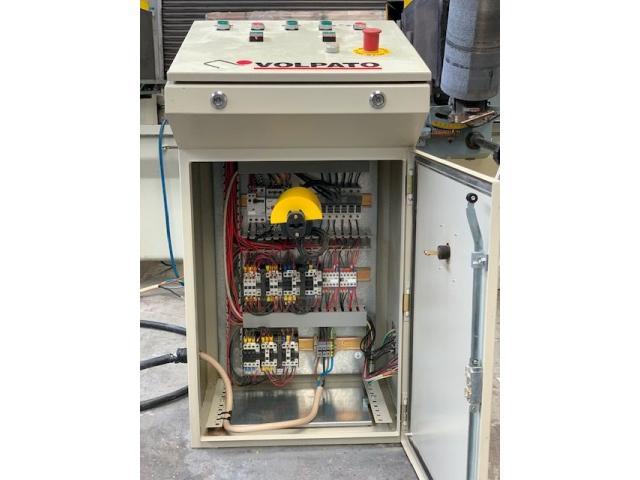 Doppelseitige Schleif- Kalibriermaschine Volpato RCG 1200 - 9
