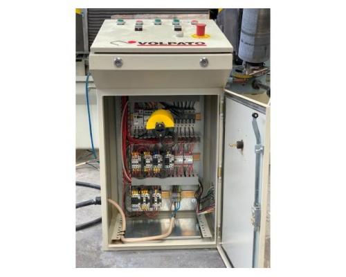 Doppelseitige Schleif- Kalibriermaschine Volpato RCG 1200 - Bild 9