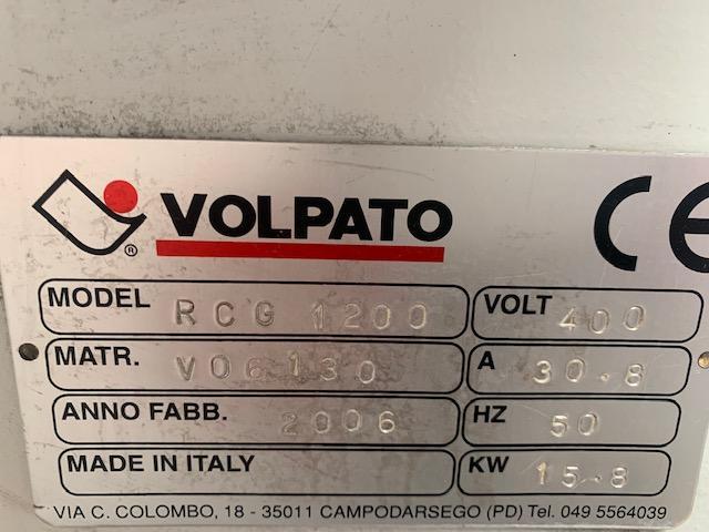 Doppelseitige Schleif- Kalibriermaschine Volpato RCG 1200 - 10