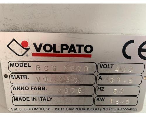 Doppelseitige Schleif- Kalibriermaschine Volpato RCG 1200 - Bild 10