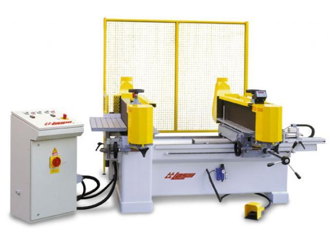 Doppelseitige Schleif- Kalibriermaschine Volpato RCG 1200 - 11
