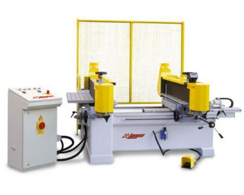 Doppelseitige Schleif- Kalibriermaschine Volpato RCG 1200 - Bild 11