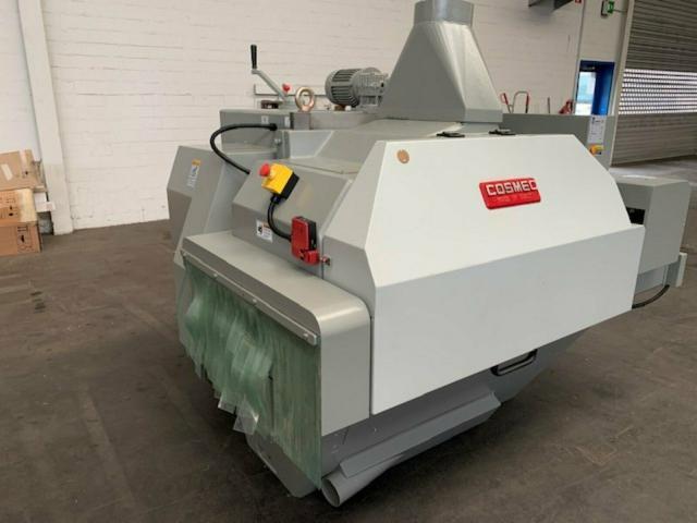 Vielblattsäge COSMEC Typ SM 350 - 5