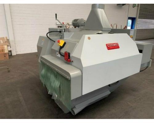 Vielblattsäge COSMEC Typ SM 350 - Bild 5