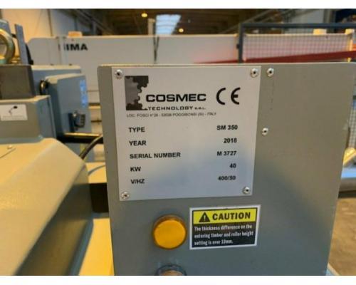 Vielblattsäge COSMEC Typ SM 350 - Bild 10