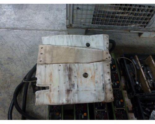 4 x Isoliermanschette Heizband Zylinderheizung 48x22x2cm - Bild 1