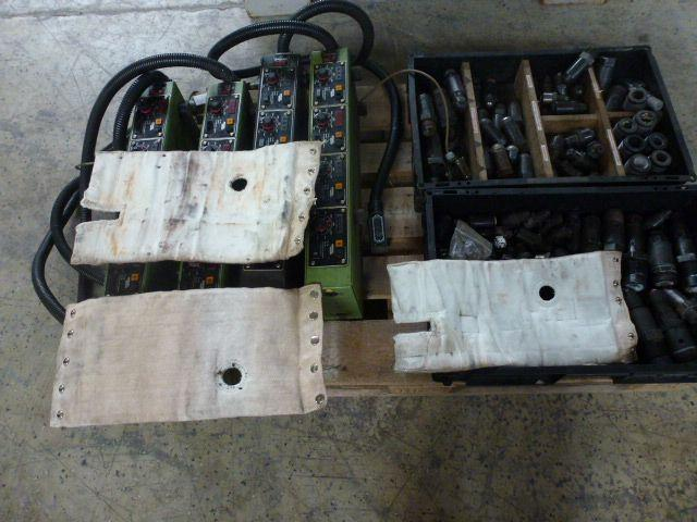 4 x Isoliermanschette Heizband Zylinderheizung 48x22x2cm - 2