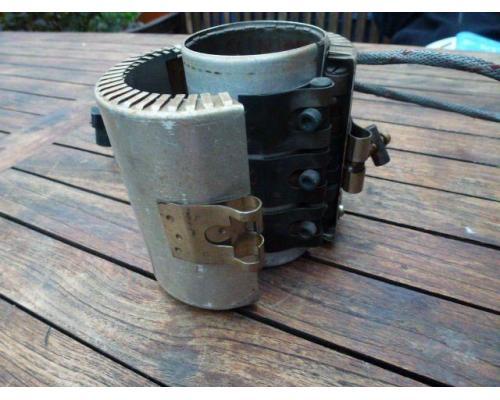 4 x Isoliermanschette Heizband Zylinderheizung 48x22x2cm - Bild 5