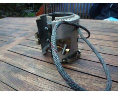 4 x Isoliermanschette Heizband Zylinderheizung 48x22x2cm - Bild 6