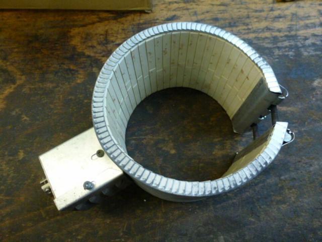4 x Isoliermanschette Heizband Zylinderheizung 48x22x2cm - 11