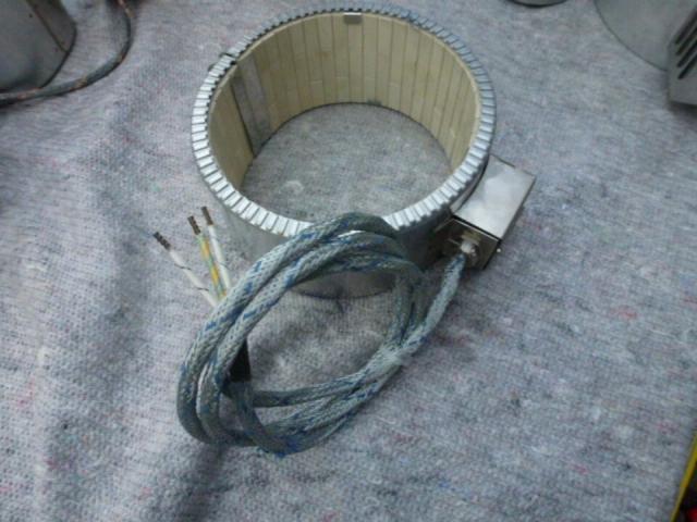 4 x Isoliermanschette Heizband Zylinderheizung 48x22x2cm - 12