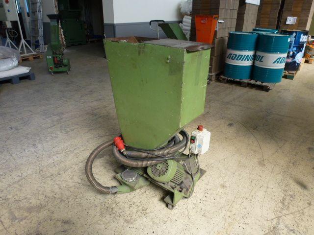 Mühle 6 Beistellmühle Granulatmühle VEM 380V 3 kW - 1