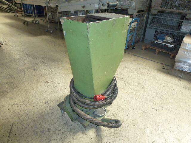 Mühle 6 Beistellmühle Granulatmühle VEM 380V 3 kW - 2
