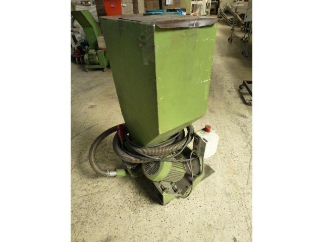 Mühle 6 Beistellmühle Granulatmühle VEM 380V 3 kW - 3