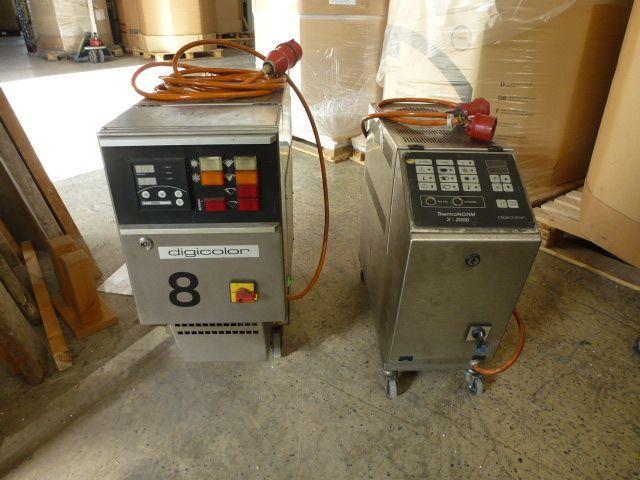 Mühle 6 Beistellmühle Granulatmühle VEM 380V 3 kW - 10