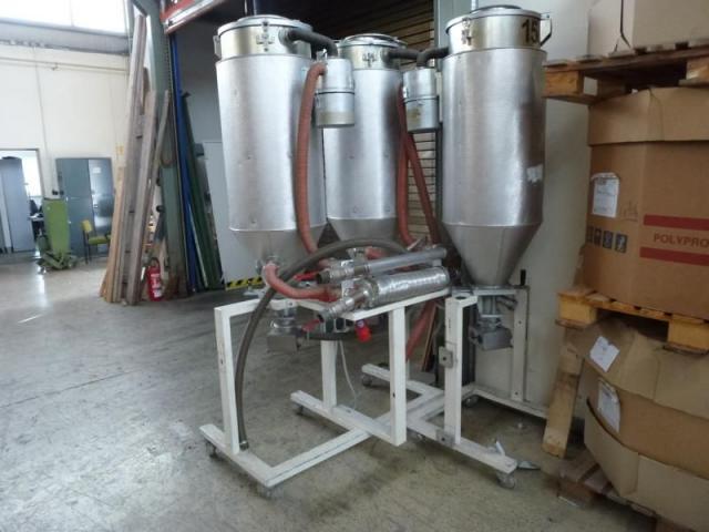Mühle 6 Beistellmühle Granulatmühle VEM 380V 3 kW - 14
