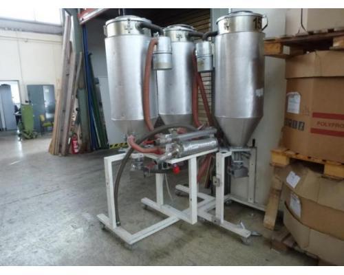 Mühle 6 Beistellmühle Granulatmühle VEM 380V 3 kW - Bild 14