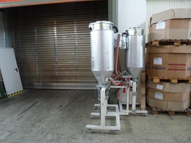 Trocknungstrichter Digicolor ST150 auf Gestell m.4 Räder - 3