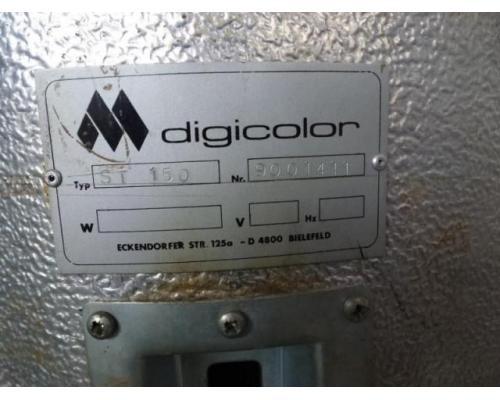 Trocknungstrichter Digicolor ST150 auf Gestell m.4 Räder - Bild 4