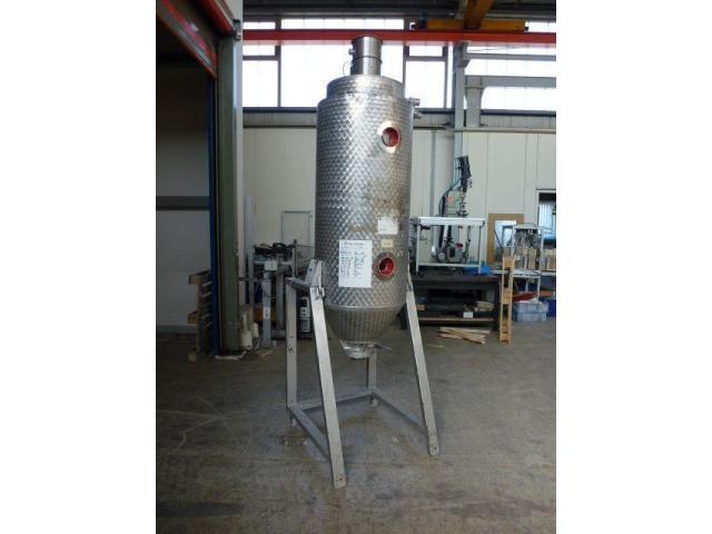 Trocknungstrichter Digicolor ST150 auf Gestell m.4 Räder - 6