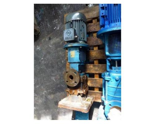 Gleichstrommotor Werkstätten Hof 7,75kW 440V- 3100U Lüfter fehlt - Bild 12