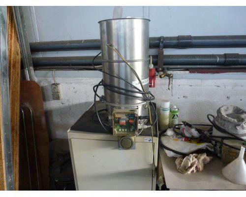 3 x Trocknungstrichter Digicolor ST150 auf einem Gestell m.5 Räder - Bild 5