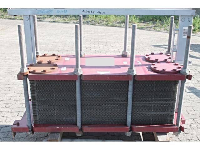 SWEP GX-051P Wärmetauscher / Heat Exchanger 120 Platten / plates - 2