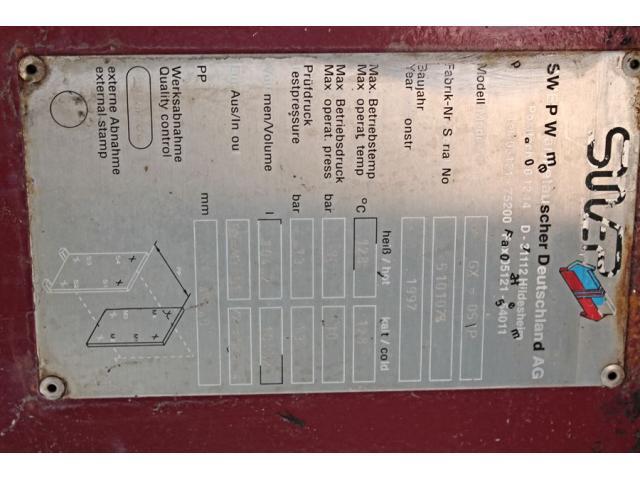 SWEP GX-051P Wärmetauscher / Heat Exchanger 120 Platten / plates - 3