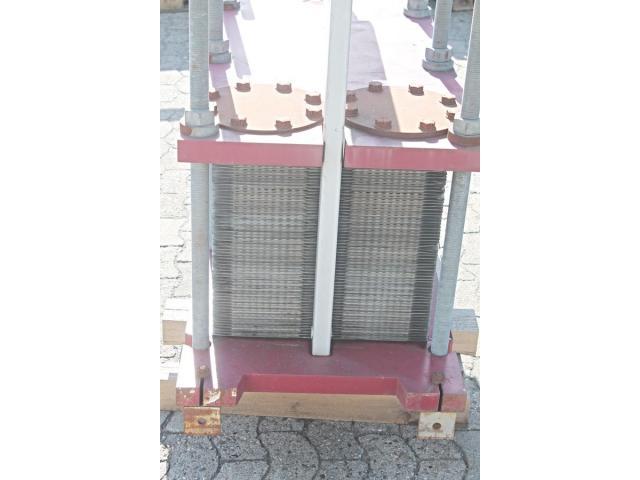 SWEP GX-051P Wärmetauscher / Heat Exchanger 120 Platten / plates - 4