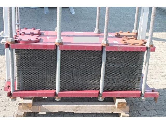 SWEP GX-051P Wärmetauscher / Heat Exchanger 120 Platten / plates - 5