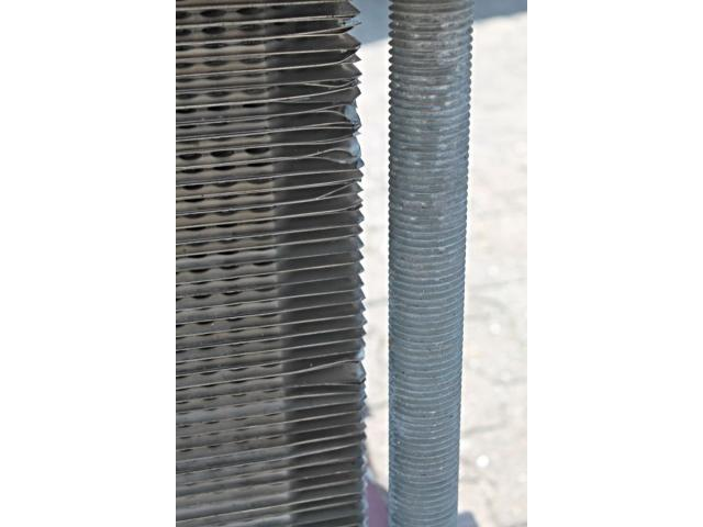 SWEP GX-051P Wärmetauscher / Heat Exchanger 120 Platten / plates - 6