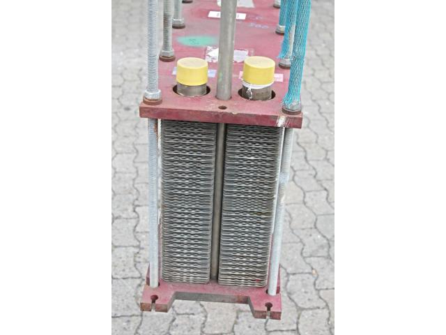 SWEP GX-018P Wärmetauscher / Heat Exchanger 129 Platten / plates - 1