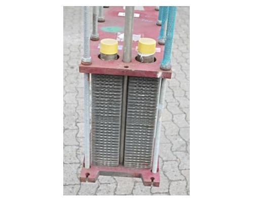 SWEP GX-018P Wärmetauscher / Heat Exchanger 129 Platten / plates - Bild 1