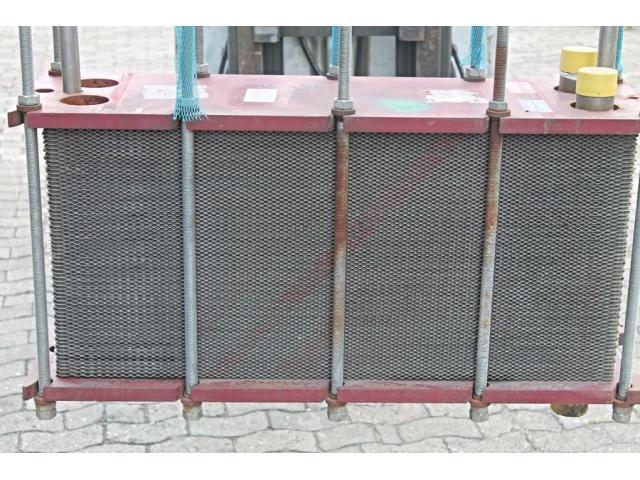 SWEP GX-018P Wärmetauscher / Heat Exchanger 129 Platten / plates - 2