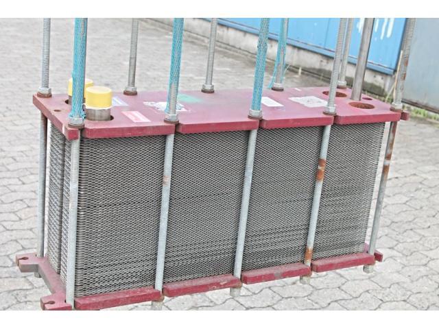 SWEP GX-018P Wärmetauscher / Heat Exchanger 129 Platten / plates - 4