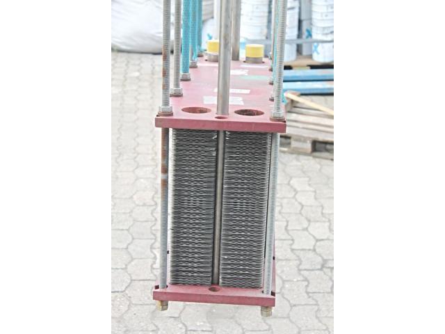 SWEP GX-018P Wärmetauscher / Heat Exchanger 129 Platten / plates - 5
