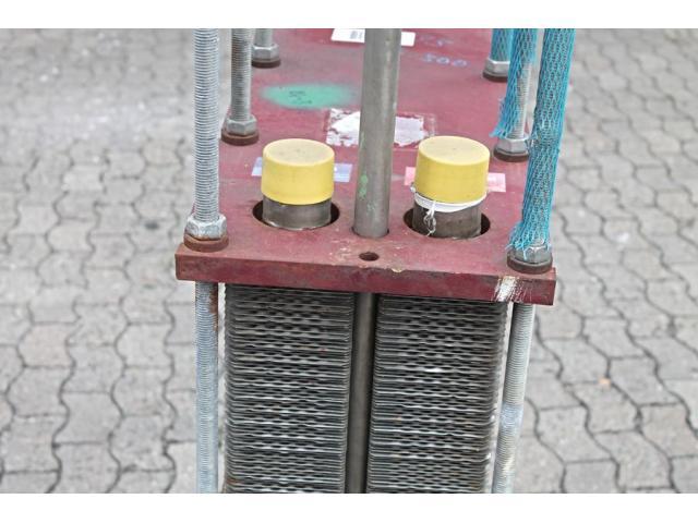 SWEP GX-018P Wärmetauscher / Heat Exchanger 129 Platten / plates - 6