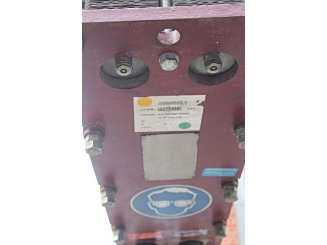 SWEP GX-018P Wärmetauscher / Heat Exchanger 129 Platten / plates - 11
