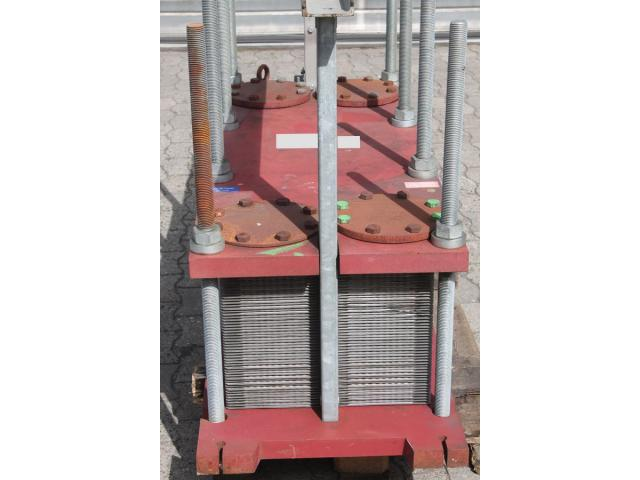 SWEP GX-051P Wärmetauscher / Heat Exchanger 105 Platten / plates - 1