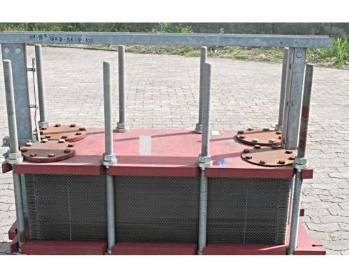 SWEP GX-051P Wärmetauscher / Heat Exchanger 105 Platten / plates - Bild 2