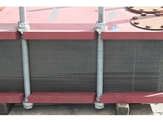 SWEP GX-051P Wärmetauscher / Heat Exchanger 105 Platten / plates - 5